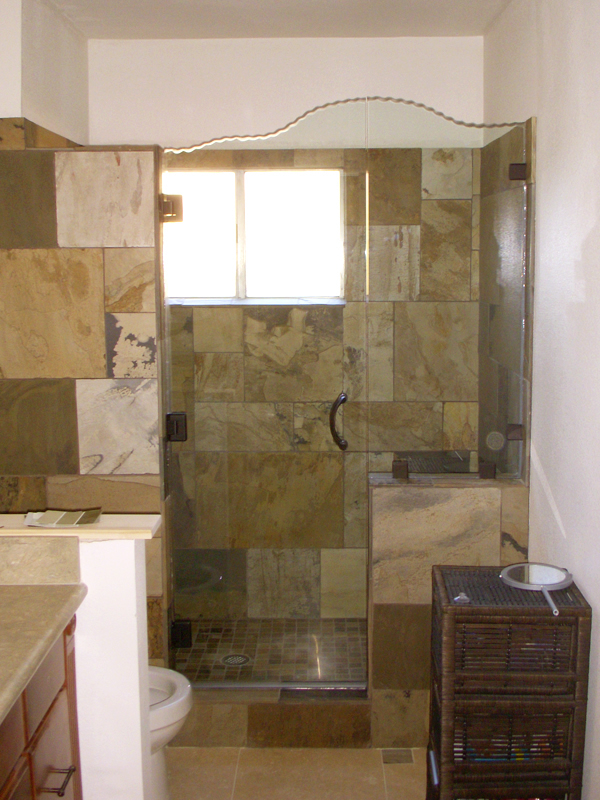 Elite Glass & Mirrors Las Vegas Glass Company Shower Enclosures